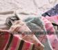 外贸袜子批发 Joiespace日单袜子 堆堆袜罗口袜 水玉条纹碎花菱形